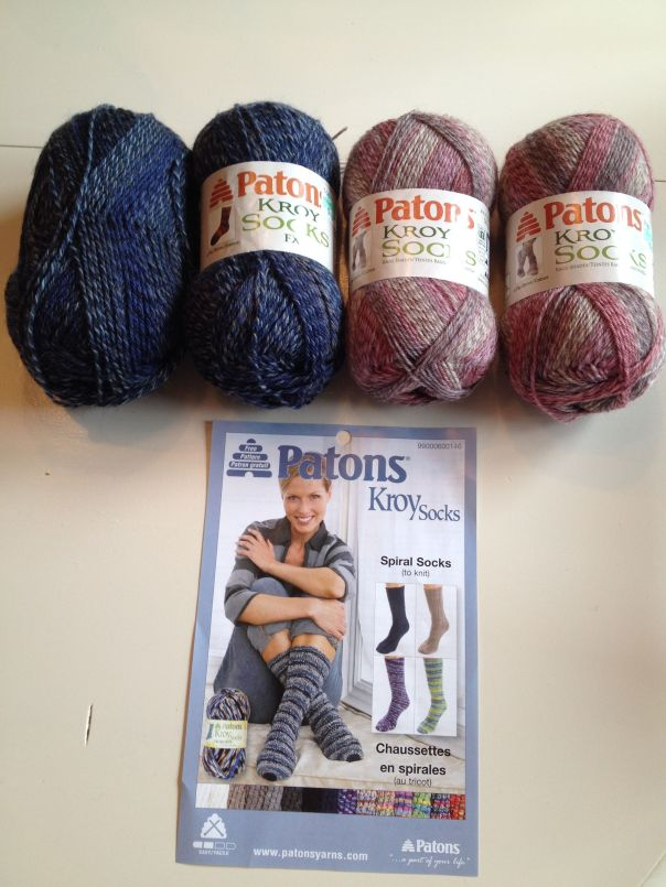 Knitting Or Crochet Better : Free pattern knit and crochet